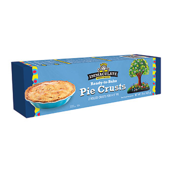 Immaculate Pie Crusts